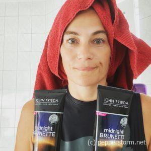 shampoo conditioner john frieda brunette